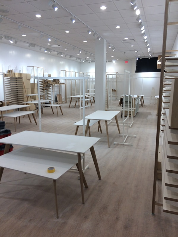Retail Tenant Fit Out Renovations Projects 2